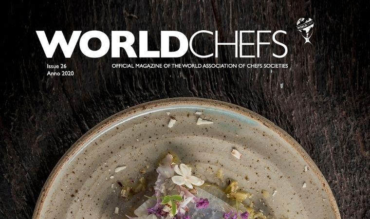 Worldchefs Mag cover 26