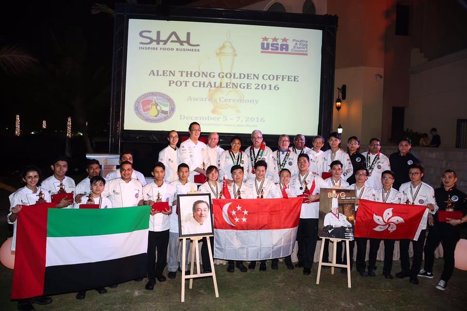 Singapore Junior Champions